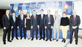 SAMSUN JUDO 'GRAND-PRİX' START ALDI