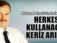 HERKES KULLANACAK KERİZ ARIYOR