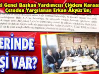 İŞYERİNDE  NE İŞİ VAR?